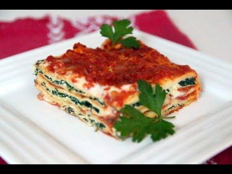 lasagne-épinards-ricotta