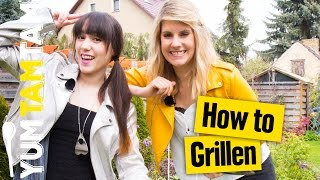 How To Grillen // Grill-Academy #1 // #yumtamtam