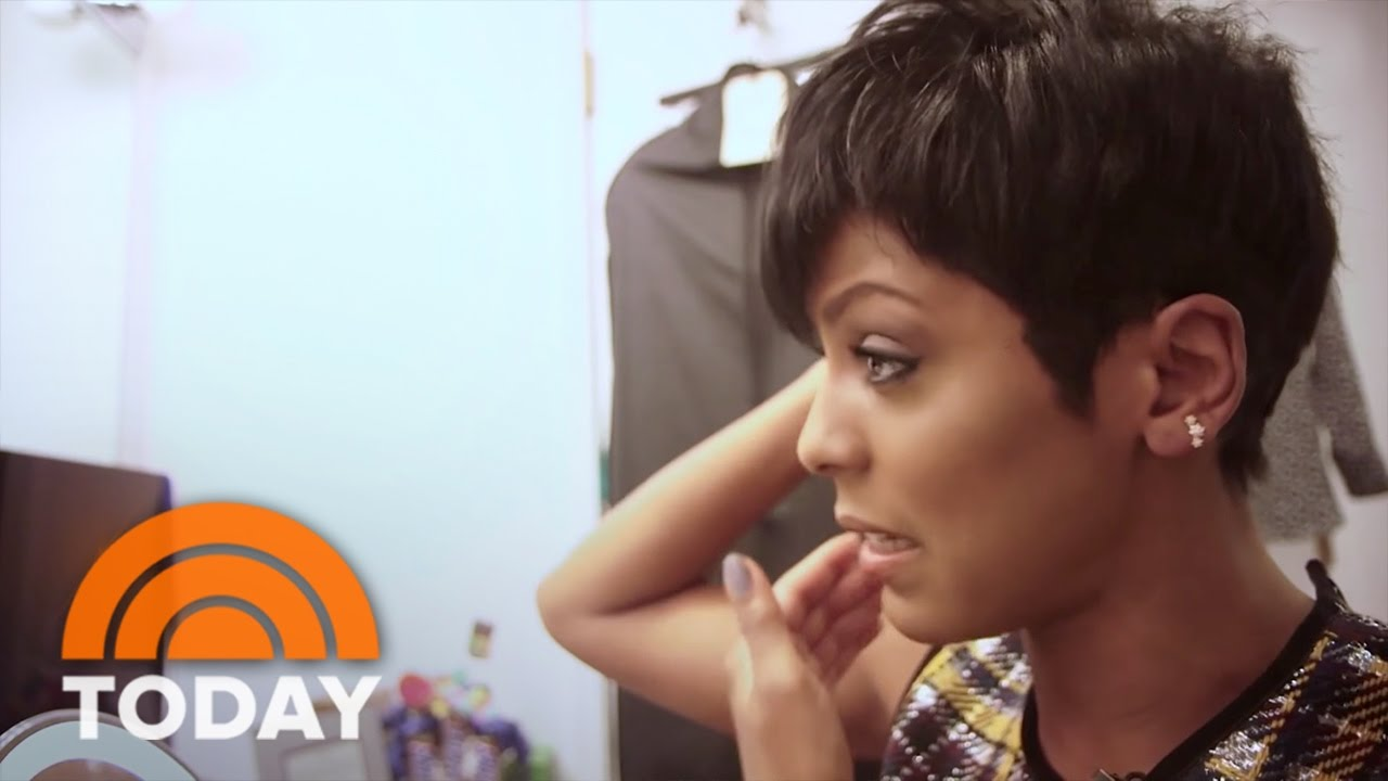 Tamron Hall Why I Love My Short Hair Today Youtube