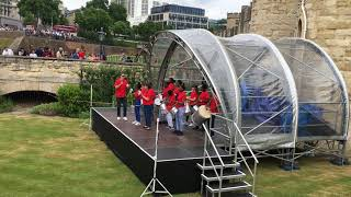 Folk Music and Dance at Tower Castle London