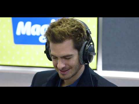 Andrew Garfield plays Magic's Mystery Sound | Magic Breakfast
