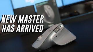 NEW LOGITECH MX MASTER 3 - review!