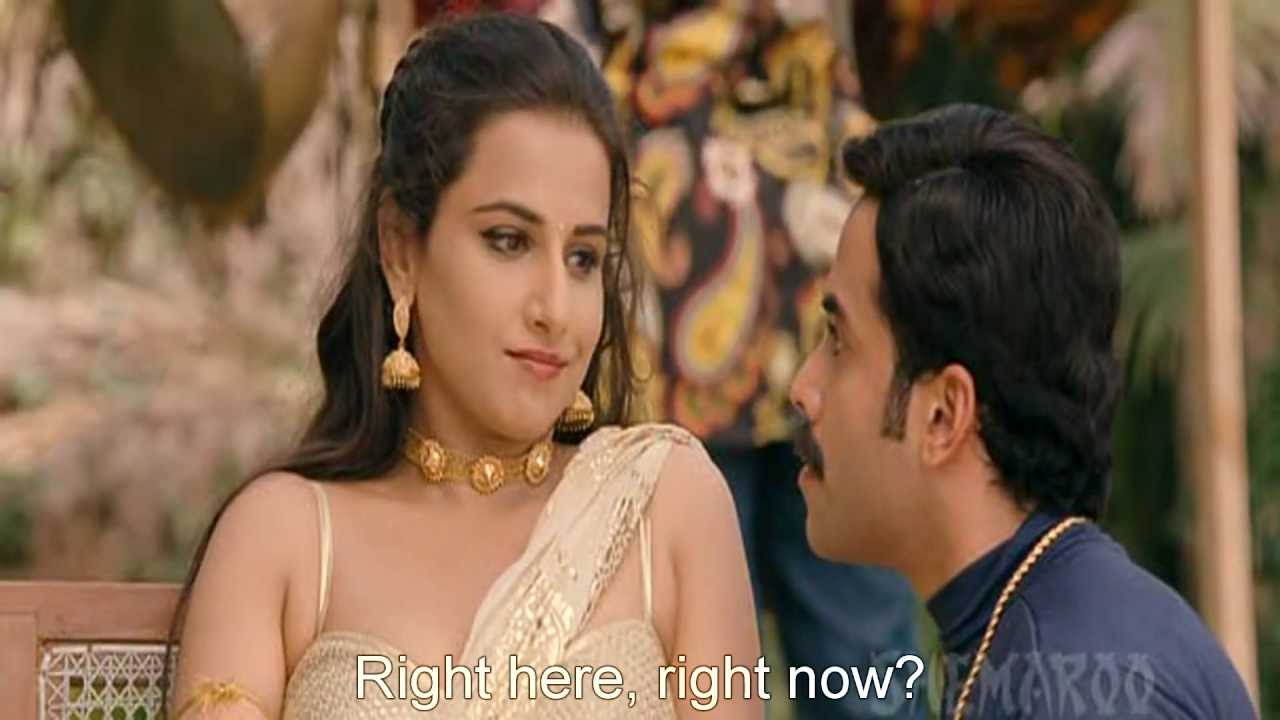 The Dirty Picture Vidya Balan - Hot  Comedy Scene - Hd -5784