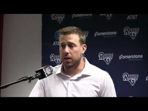 Los Angeles Rams: Coach Jeff Fisher & Case Keenum Interviews