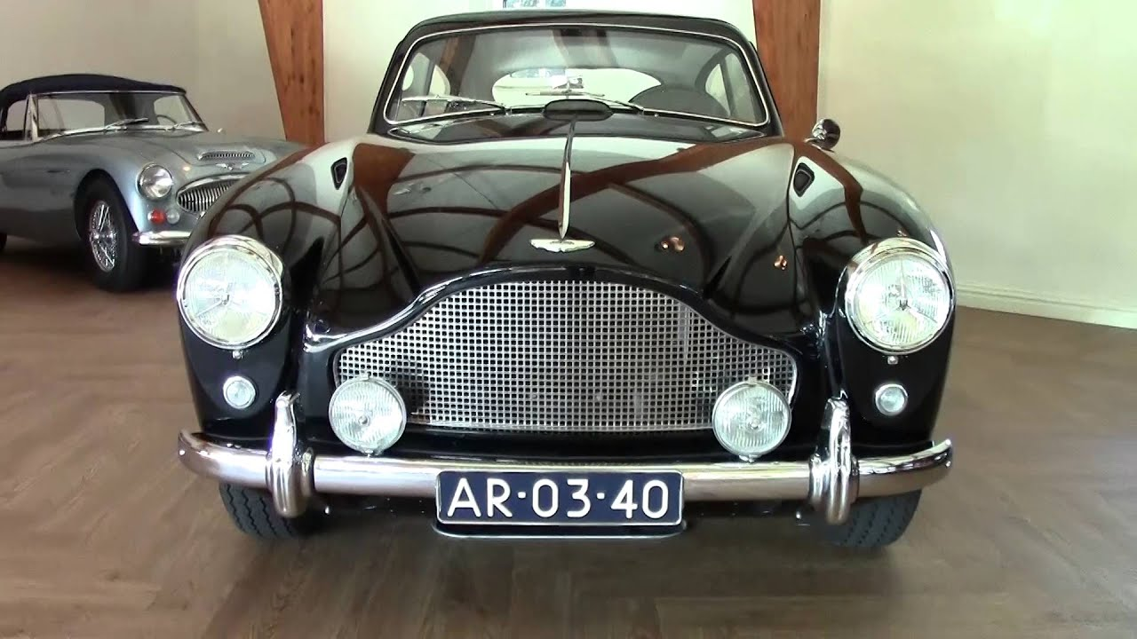 Classic Car Collector Piet Janssen - YouTube