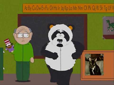Sexual harassment panda bar nice