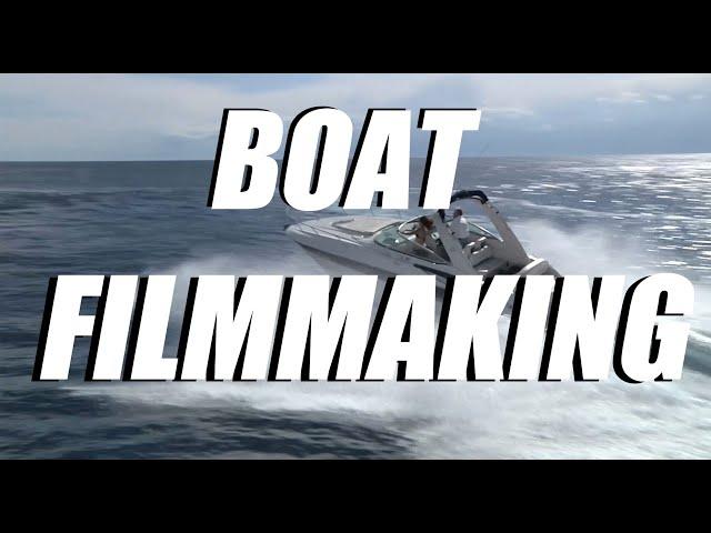 Filmmaking on the boat come fare riprese da una barca