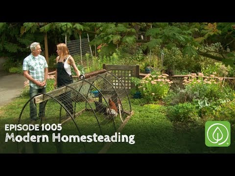 Growing a Greener World Episode 1005: Modern Homesteading - Transforming the Urban Garden Experience