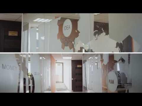 Дизайн офисного помещения, 150м. Реализация