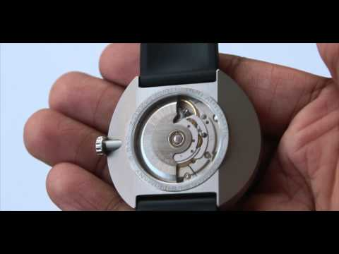 Botta Design: Uno+ Alpin Automatic Watch