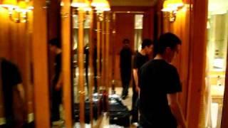 Crown Casino Melbourne - Crown Towers Deluxe Villa Suite