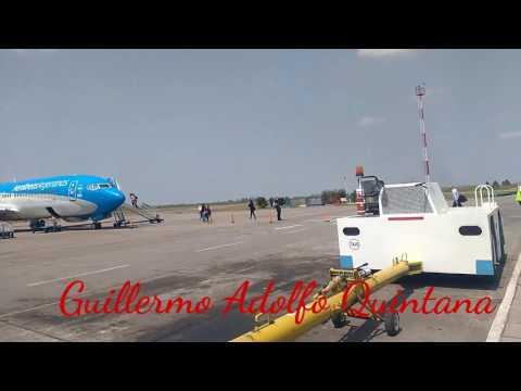 Video Blog - Vuelo TUC-COR en B737 800 de Aerolineas Argentinas - Vuelo 1581 30/09/2016