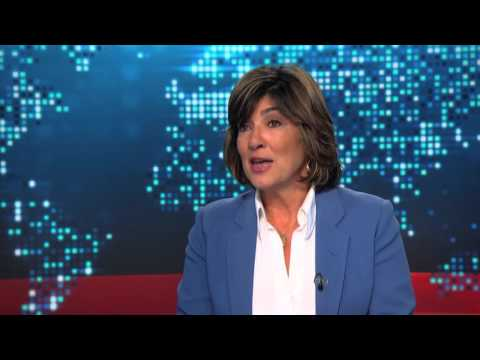Christiane Amanpour on Clare Hollingworth