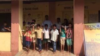 maverick den conducted workshop on rc plane and aerodynamics in rotary adivasi school ambernath wit