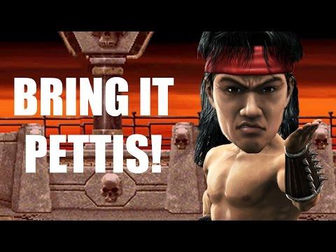 LIU KANG TO THE UFC!?!?!?