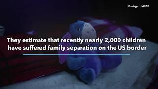 Migrant children should stay with parents, UN officials say thumbnail