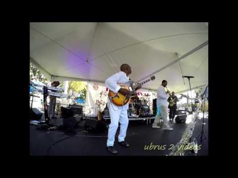 Ronnie Laws Live Carson Jazz Festival 2016