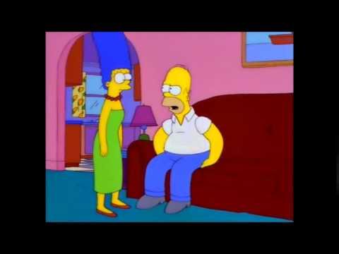 Homer Simpson Ass Groove Youtube