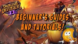 DD2 Tutorials and Guides - Getting Started!