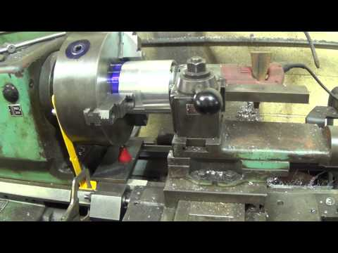 Internal Milling Under Power On My TOS Lathe, YES!