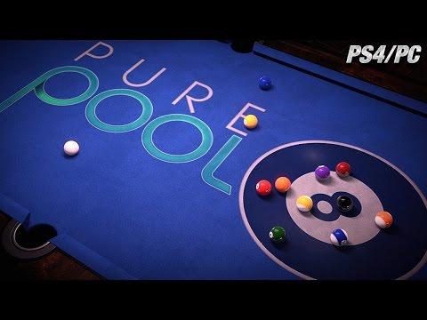 Angespielt: Pure Pool PS4/PC - Besser als Taschenbilliard