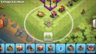 Clash of Clans Base Build | Inspired by Jaso