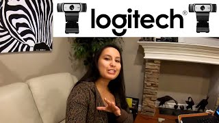 How to Improve Logitech c930e Webcam Footage: Angles + Lighting! 📷