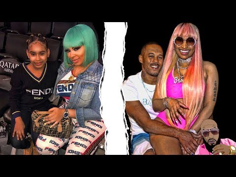 Shay Diddy - Nicki Minaj Husband Baby Mama Got SHOT Last Night During Home Invasion