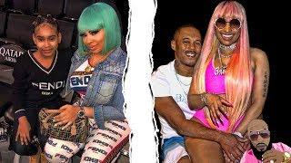 Nicki Minaj Husband Baby Mama Got BLASTED Last Night By An UKNOWN Man In Her Home!