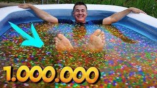 1.000.000 Aqualinos was passiert wenn man da rein springt ?😥😜