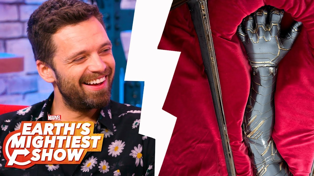 Sebastian Stan Reveals How He Learned Bucky   s Fate and more on Earth   s Mightiest Show
