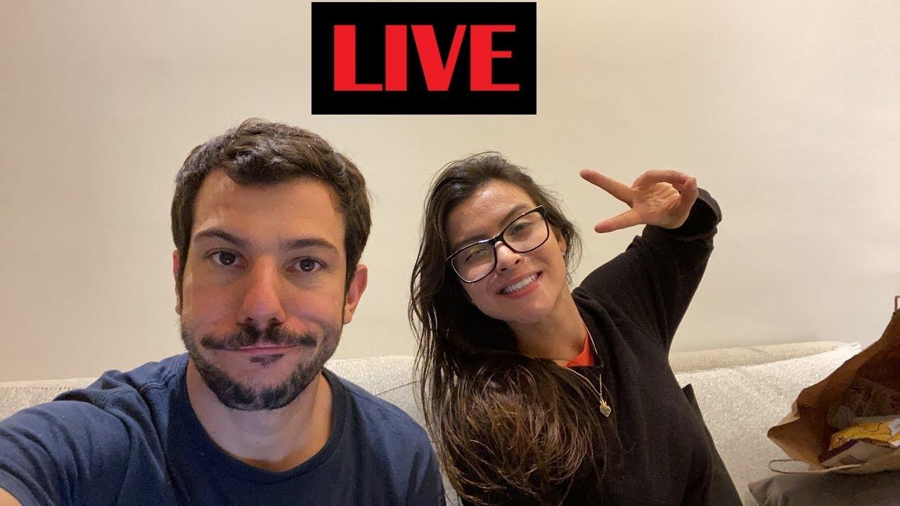 HOJE DEU TUDO ERRADO!!! - LIVE #15