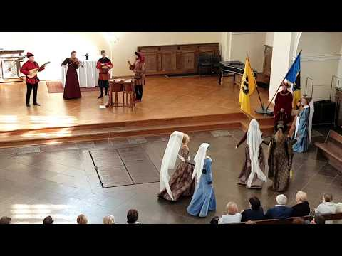 Mercantia 15th century Italian dance