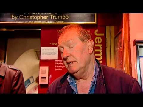 Actor Corin Redgrave dies, aged 70
