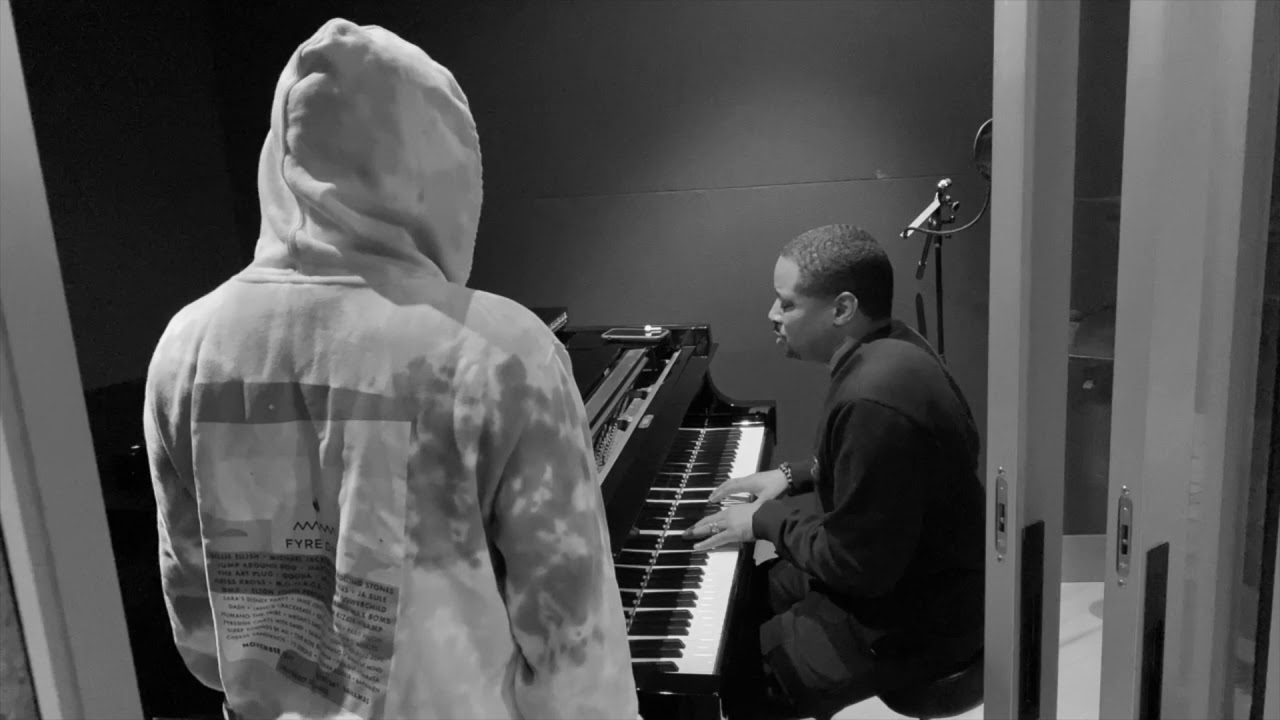 Living The Life (day 3 in the studio with Smokie Norful)