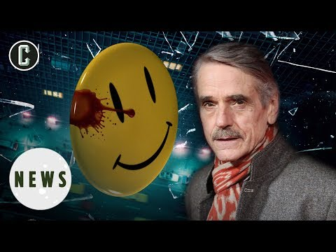 Watchmen TV Series Adds Jeremy Irons in Mystery Role