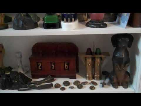 Rare Antique Collection - Rare Vintage Pieces Shown