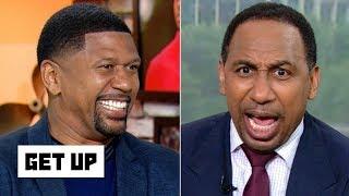 Stephen A. has a meltdown over Jalen Rose's advice to Knicks fans   Get Up