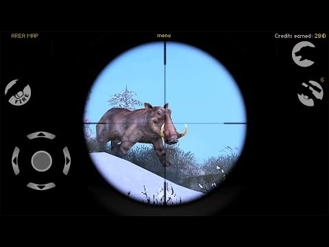 Carnivores Ice Age Android Gameplay #1