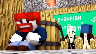 ER WIRD MICH NIE FINDEN! - Minecraft School Hide and Seek