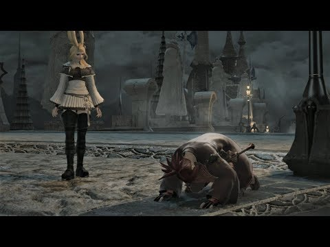 Repeat Lv80 Astrologian Job Quest Story - FFXIV Shadowbringers by