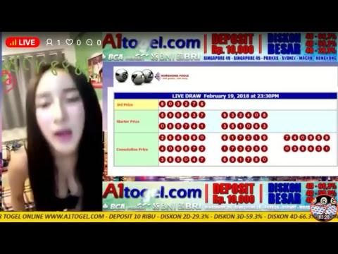LIVE DRAW HONGKONG 19/02/2018 - YouTube