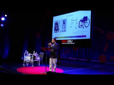 Machine design innovation through technology and education | Anurag Purwar | TEDxSBU