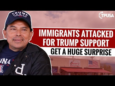Immigrant Business Owners Under Assault For Supporting Trump Get A Huge Surprise
