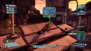 Let's CO-OP Borderlands 2 W/GGN: Part 31 Corroding This Game