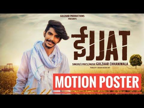 IJJAT   Gulzaar Chhaniwala   Motion Poster   Latest Haryanvi Songs Haryanavi 2019