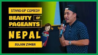 Download Beauty Pageant of Nepal | Stand-up Comedy by Sujan Zimba Mp3 and Videos