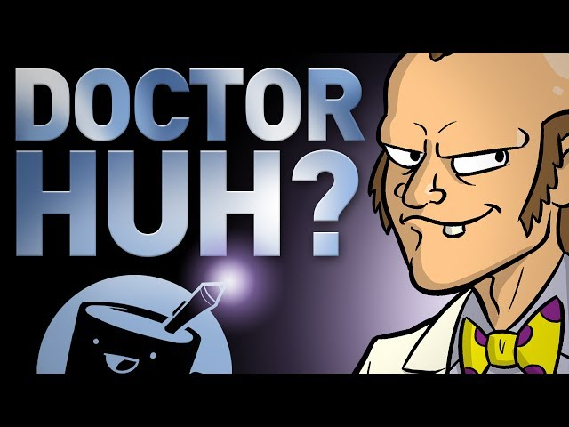 Knock-Off Doctor Who Characters