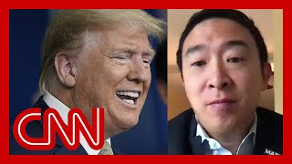 See Andrew Yang's reaction to plan to send Americans checks