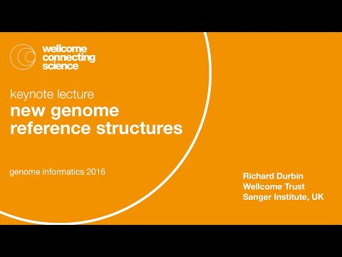 New Genome Reference Structures - Richard Durbin